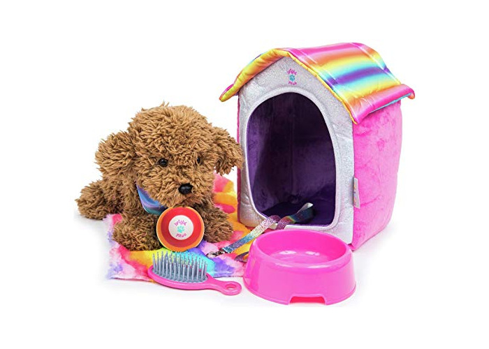 Bright Paws Sparkly Pet Home Chad Valley - 1