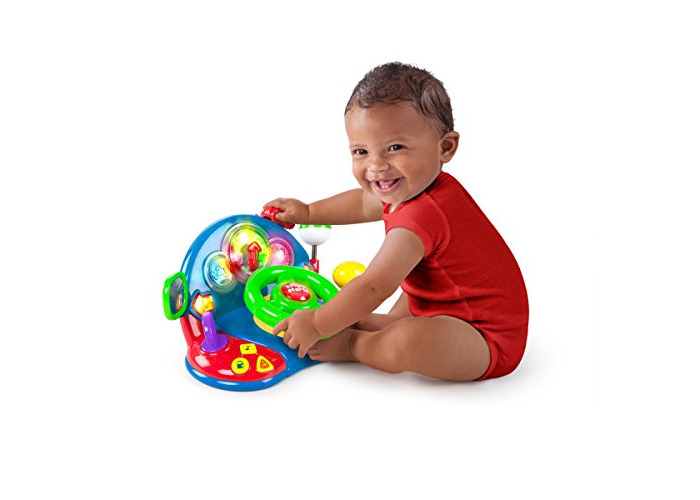 Bright Starts Driver Learning Toy, Lights and Colors - 2