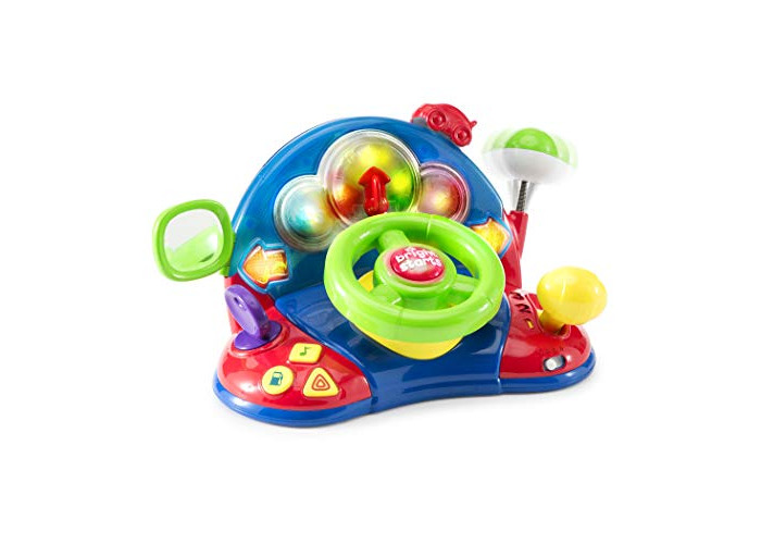 Bright Starts Driver Learning Toy, Lights and Colors - 1