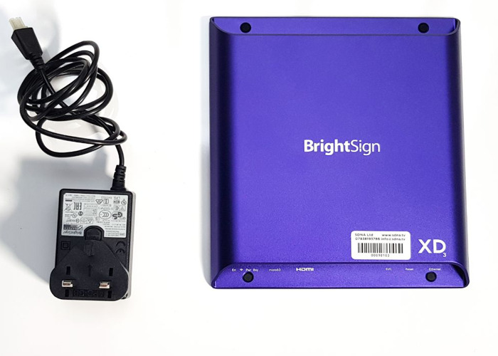 BrightSign 4K  Media player XD233 - 2