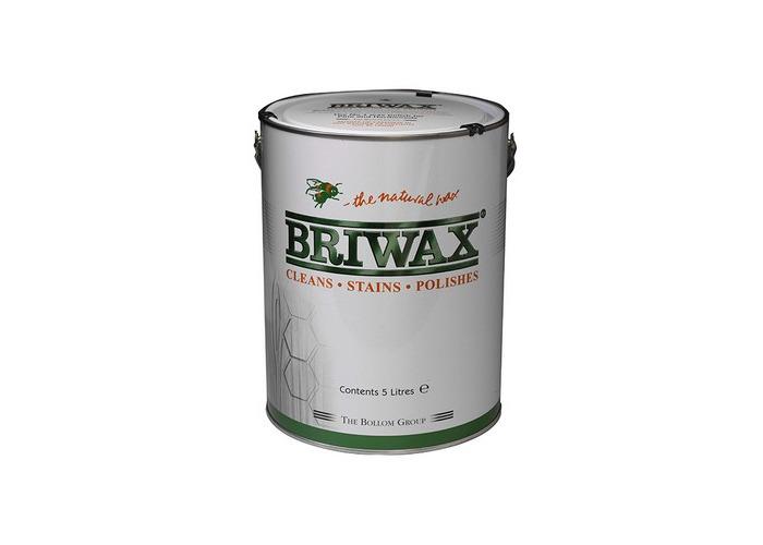 Briwax BW0303445605 Wax Polish Original Rustic Pine 5 Litre - 1