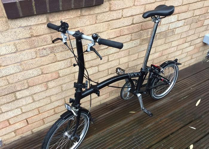 Brompton SL3 Folding Bicycle - 1