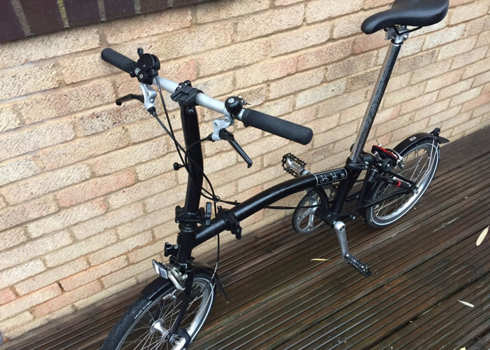 Brompton SL3 Folding Bicycle - 2