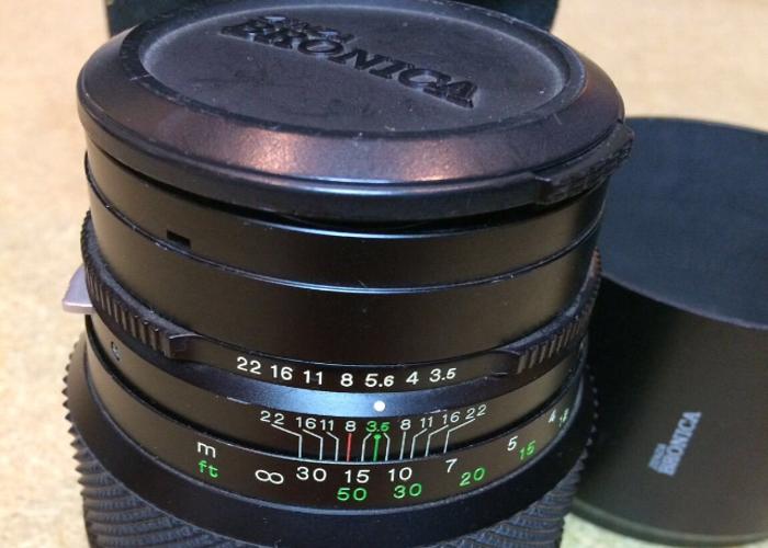 Bronica ETRSi lens (150mm) - 1