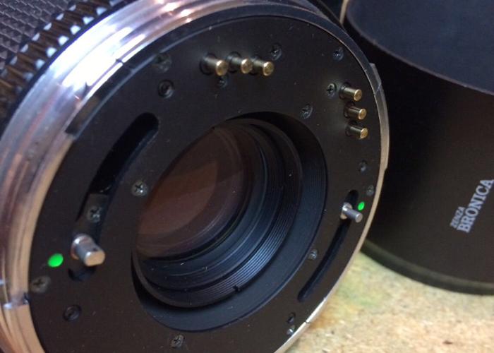 Bronica ETRSi lens (150mm) - 2