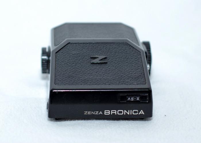 Bronica zenza ETRC prism finder AE2 - 1