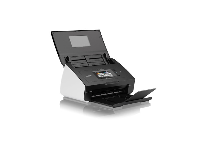 Brother ADS-2600WE Networked Desktop Document Scanner - 2