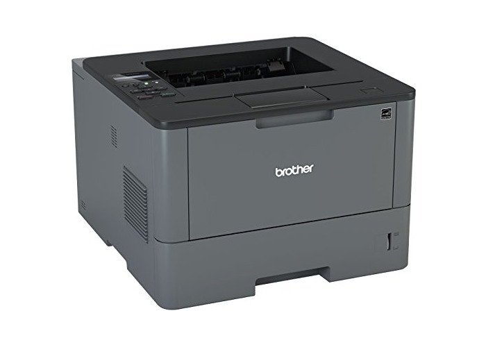 Brother HL-L5000D A4 Mono Laser Printer, PC Connected, Print and Duplex 2 Sided Printing - 2