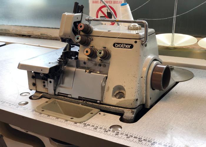 Rent Brother Industrial 4040 Thread Overlocker Sewing Machine Fat Llama Best Brother Industrial Overlock Sewing Machine