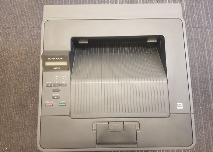 Brother laser printer - 2