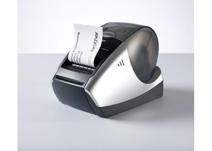 Brother QL-570 Label Thermal Printer - 1