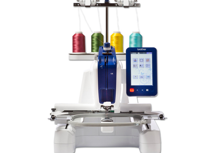 Brother VR Embroidery Machine - 1