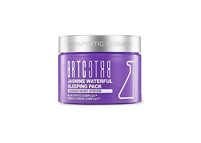 BRTC Jasmine Waterful Sleeping Mask 50ml, K-Beauty - 2
