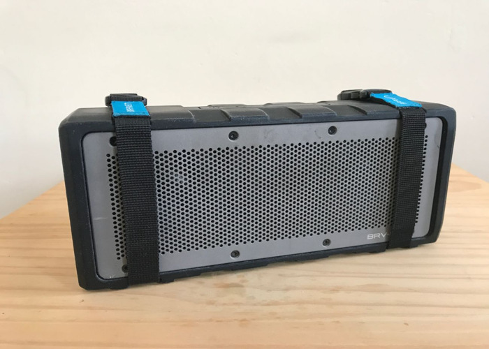 BRV HD - Outdoor Portable Wireless Speaker + Power Bank - 1