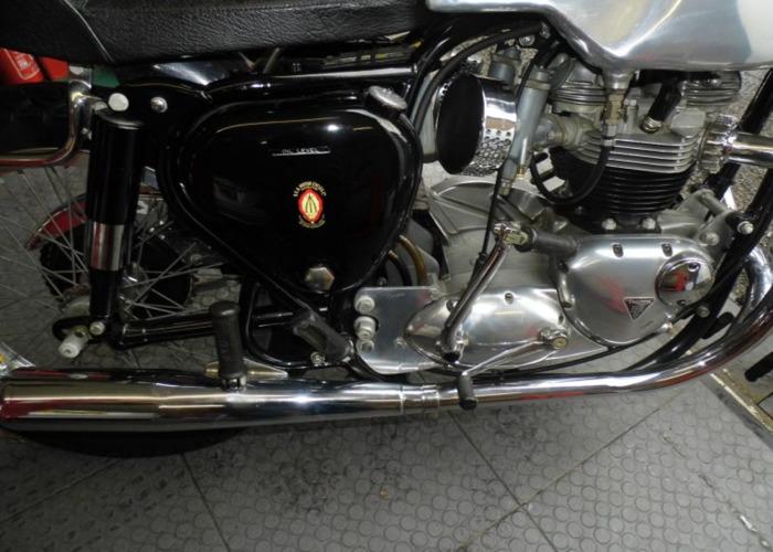 BSA Motorcycles 650 Twin (1954) - 2