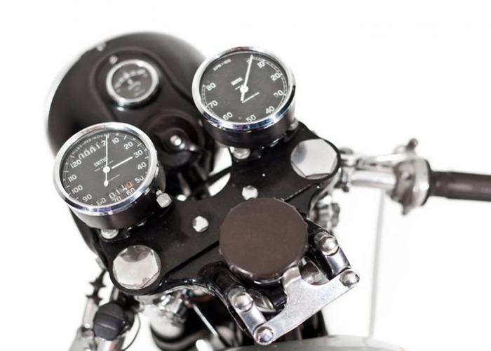 BSA Motorcycles Rocket Gold Star (1962) - 2