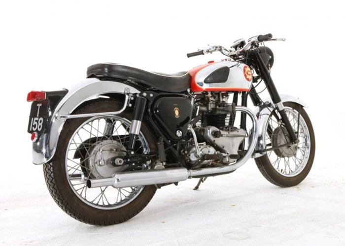 BSA Motorcycles Road Rocket (1957) - 1
