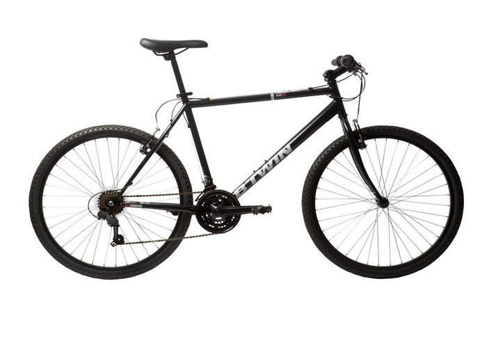 B'Twin Rockrider 300 Mountain Bike, Large - 2