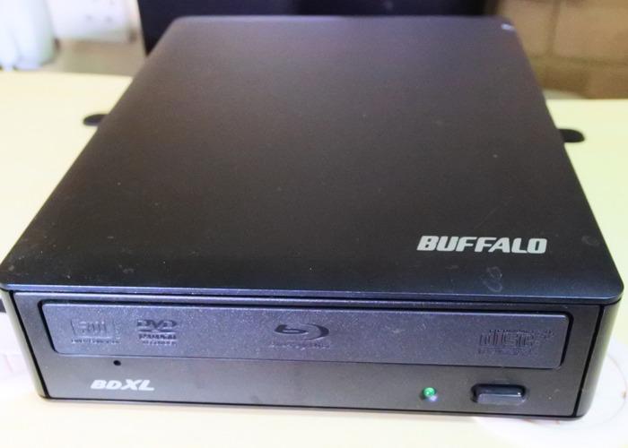 Buffalo BRXL-16U3 USB 3.0 External Blu-ray writer  - 2
