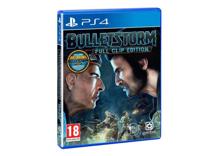 Bulletstorm: Full Clip Edition (PS4) - 1
