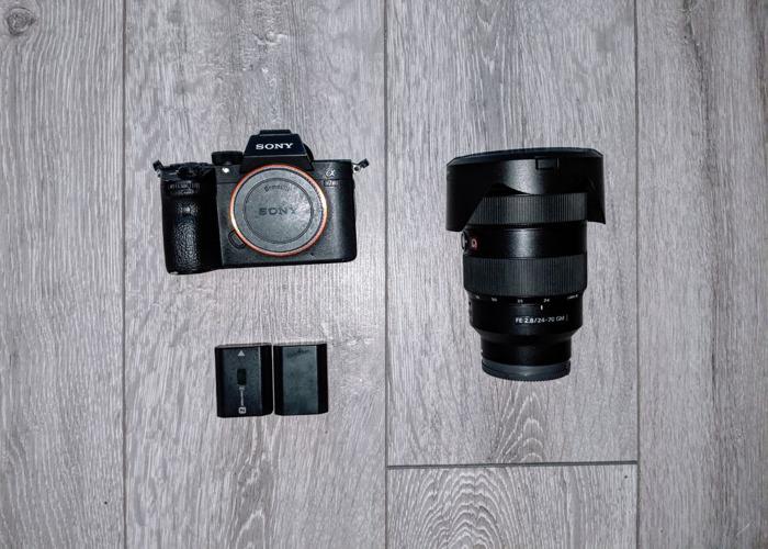 Sony A7RIII + 24-70mm (A7R3) (Bundle)  - 2