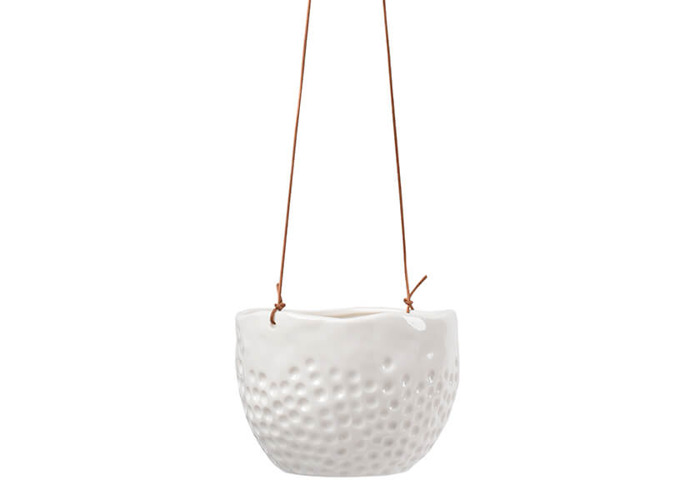 Burgon & Ball Dot Hanging Pot - 1