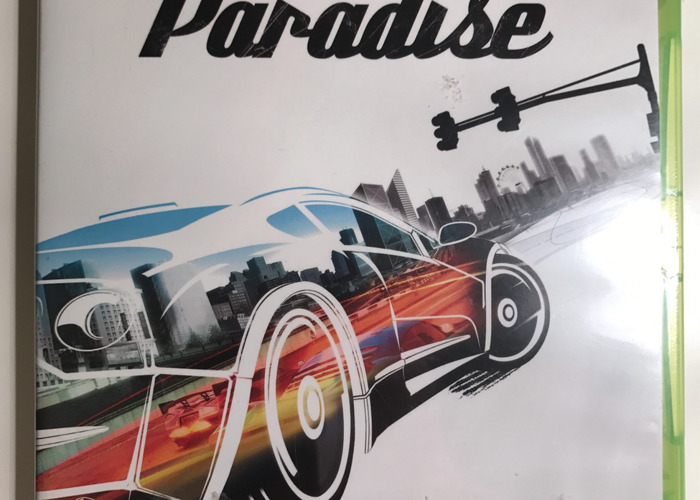 Burnout Paradise (Xbox 360) - 1
