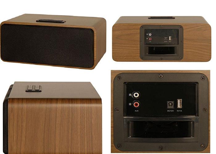 BUSH BC310 Bluetooth + Aux Portable Speaker (2 Available) - 1