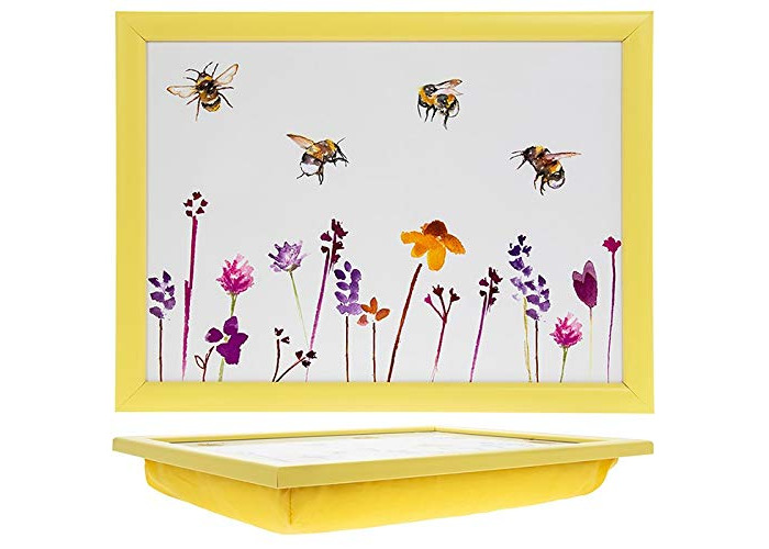 Busy Bees Large Lap Tray - 1