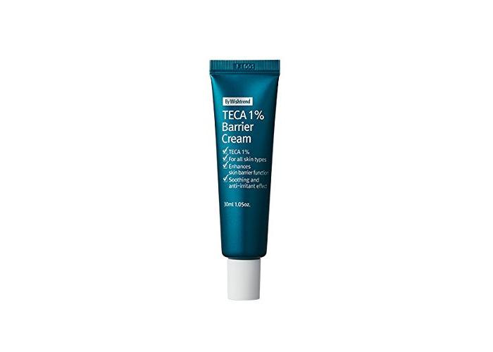 BY WISHTREND Teca 1% barrier cream, centella cream, spot cream, 30ml - 2
