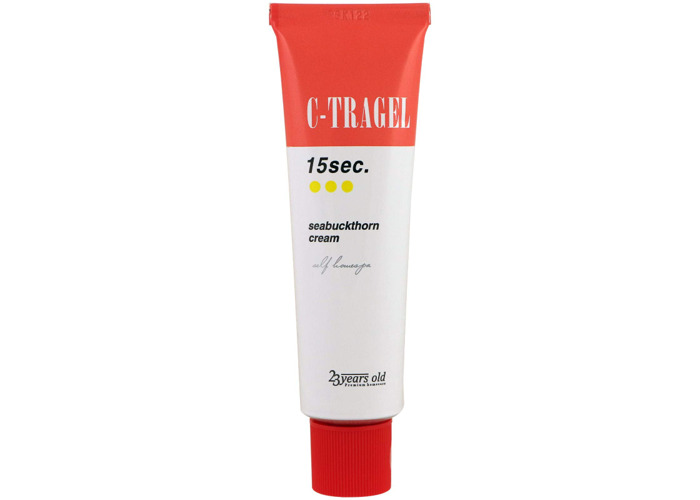 C Tragel 15 Seconds Sea Buckthorn Cream 50g – 23 Years Old - 2