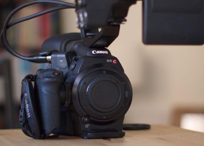 C300 Canon - 1