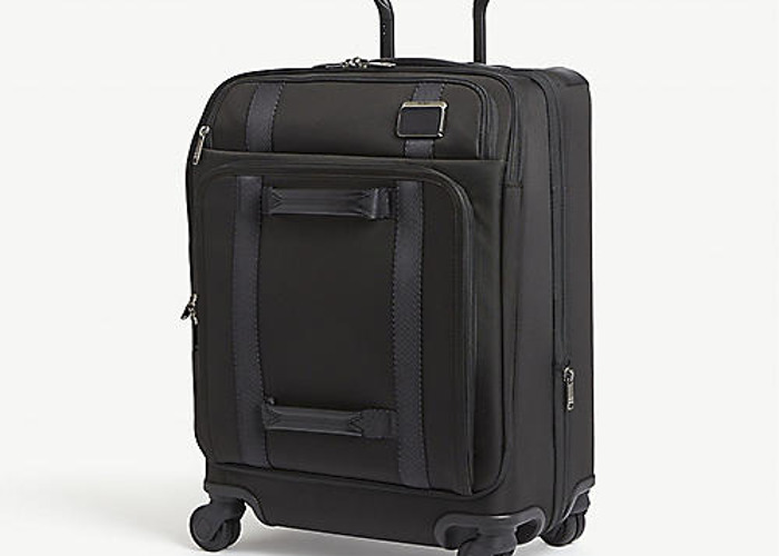 Cabin approved suitcase luggage hand luggage allowance - 1