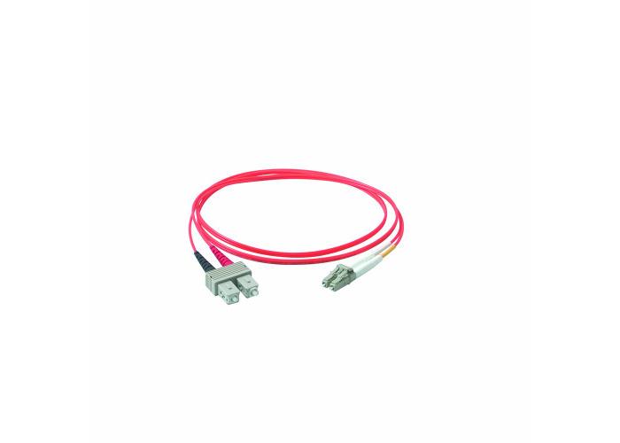 Cables To Go 30m LC SC Duplex 62/125 Multimode Fibre Cable - 2
