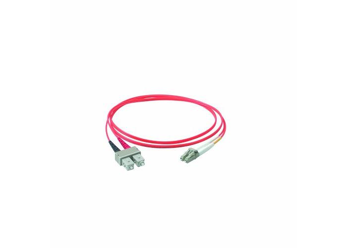 Cables To Go 30m LC SC Duplex 62/125 Multimode Fibre Cable - 1
