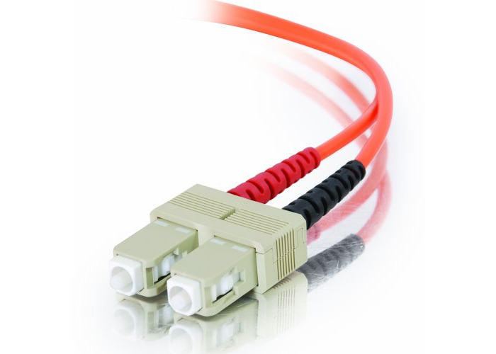 Cables To Go 3m Sc/sc Duplex 62.5/125 Multimode Fibre Cable - 1