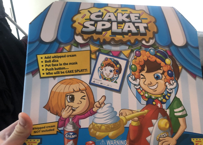 Torta splat - 1