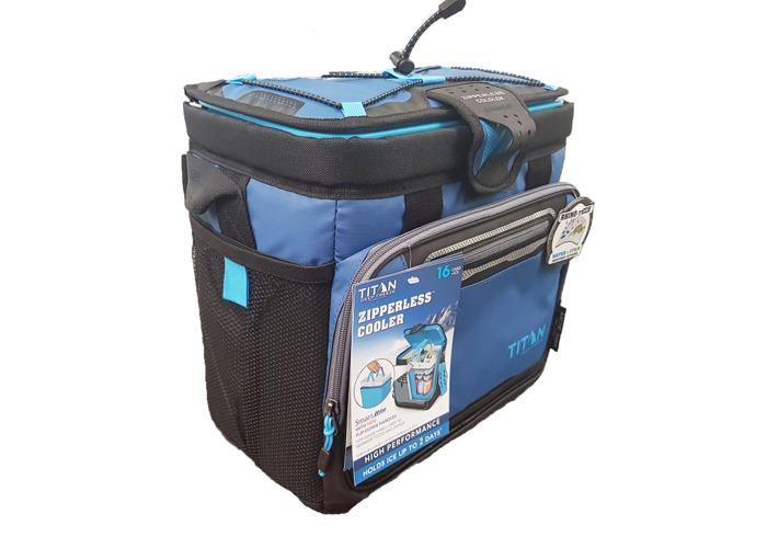 California Innovations Titan 16-Can Zipperless Cooler - 1