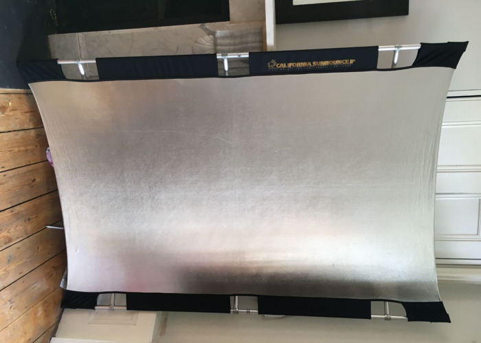 California Sunbounce Pro reflector 6x4'  180x130cm - 2