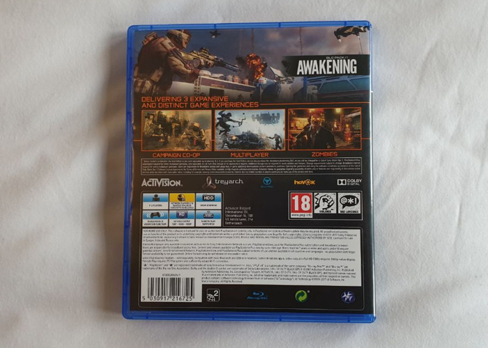Call of Duty Black Ops 3 (for PS4) - 2