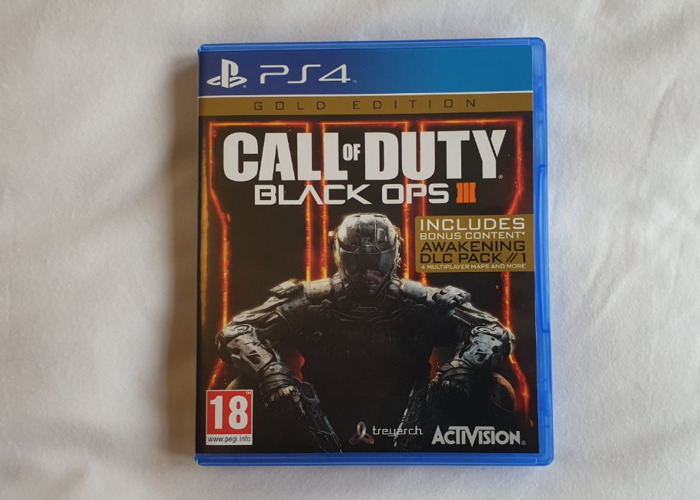 Call of Duty Black Ops 3 (for PS4) - 1