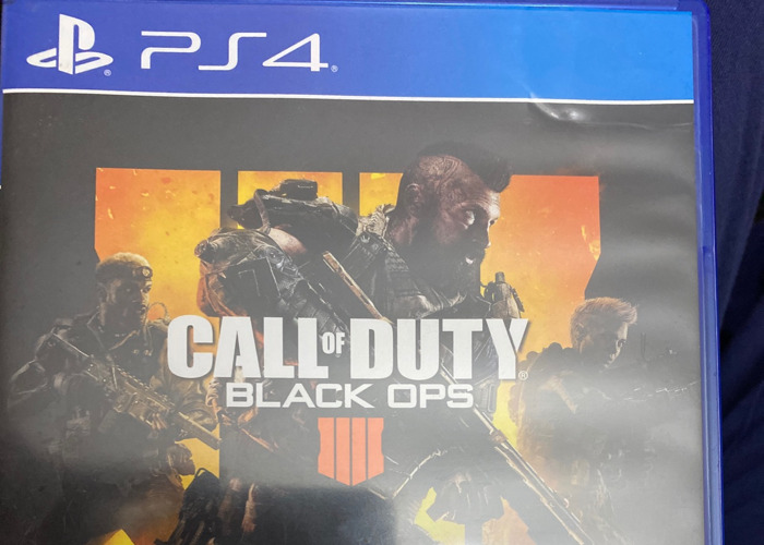 Call of Duty: Black ops 4 - 1