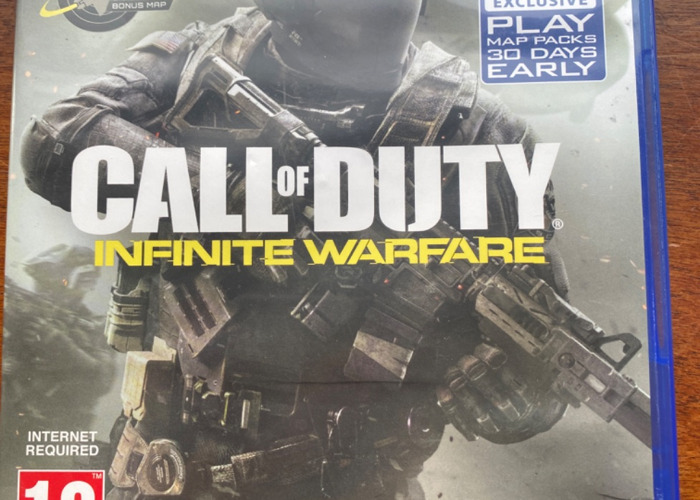 Call of duty infinite warfare PS4 - 1
