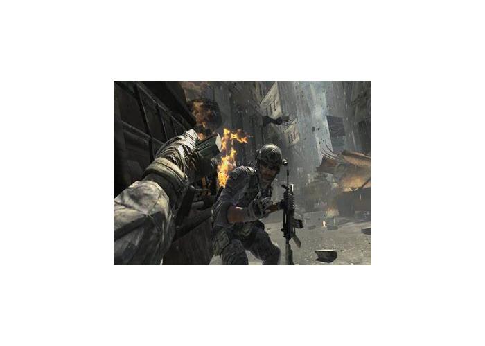 Call of duty Modern warfare - 1