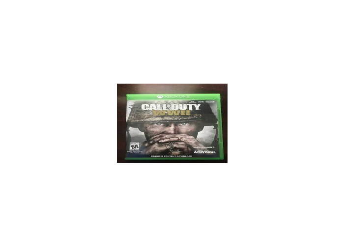 Call of Duty WWII - Xbox One - 1