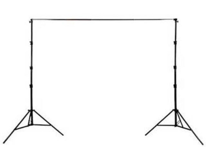 Calumet Background Support System Stands - 1