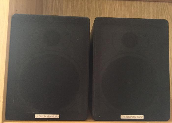Cambridge Audio Speakers - 1
