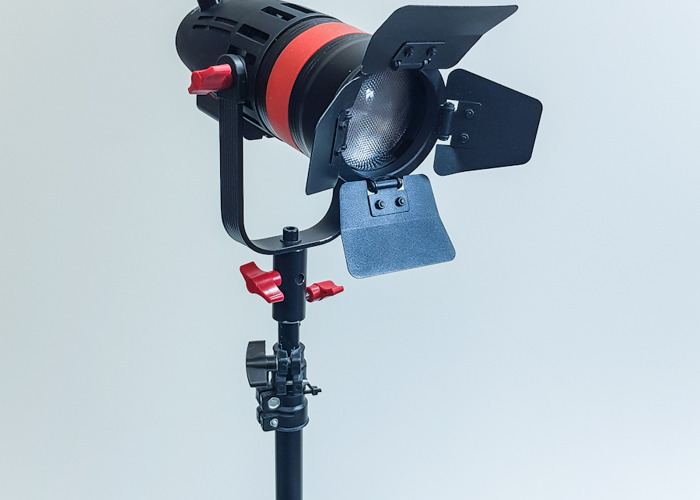 Came 55W LED Fresnel spot or softbox/ umbrella - 1