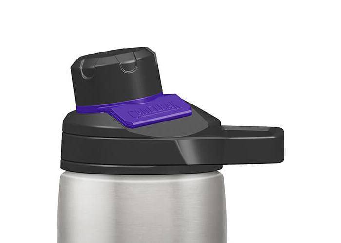 Camelbak 1515501060 Chute Mag Vacuum Insulated Bottle 20 Oz, Iris, 20oz - 2