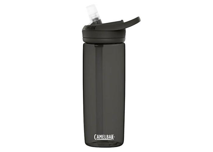 CamelBak 600ml Eddy Charcoal Water Bottle - 1